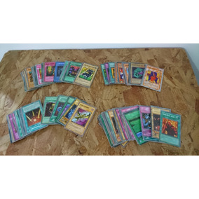 Lote De Cartas Yu-gi-oh - Cartas De Banca #1