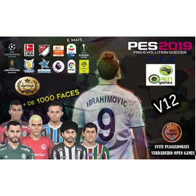 Patch P/ Pes 2019 Ps4 V12 Dlc 3.0 + Brasileirão 2019