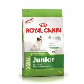 Ração Royal Canin X-small Junior Para Cães Filhotes - 2,5kg