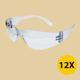 30add80922d86 Oculos De Segurança Transparente E Lente Anti Risco no Mercado Livre ...