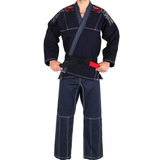 Kimono Jiu Jitsu Naja Training Edição Limitada Azul Royal
