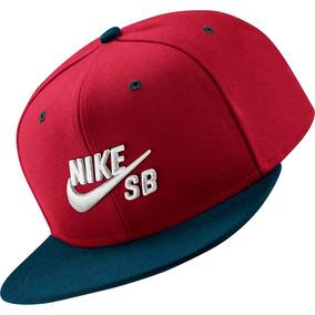 Gorra Nike Sb Roja - Gorros 86b34f36734