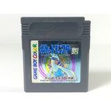 Pokemon Silver Version Gbc Pocket Monster Gin Gameboy Color