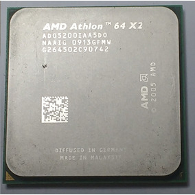 Micro Am2 Athlon 64 X2 5200+ Dual Core C/disipador Y Cooler