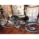 Bicicleta Schwinn Motorizada Modelo Americano