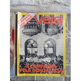 Revista Veja Nº 467 De 17/08/1977