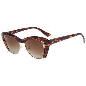 51af1305f2b28 óculos De Sol Feminino - Óculos De Sol Evoke no Mercado Livre Brasil