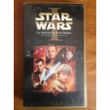 Star Wars Episodio I Vhs