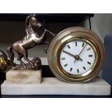 fc67ccafca6 Relogio De Mesa Antigo Em Bronze no Mercado Livre Brasil