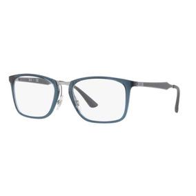 0a25b49a53a55 Oculos Rayban Com Lente De Encaixe De Lente Grau - Óculos no Mercado ...