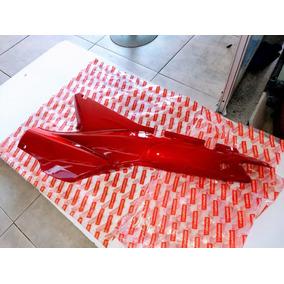 Rabeta Esquerda Vermelha S/adesivo Da Shineray Phoenix 50 Cc