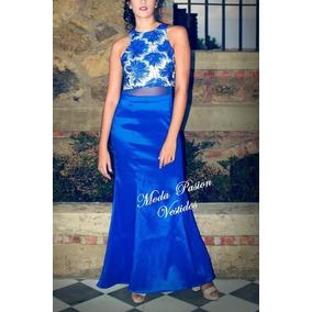 131eacbd0 Faldas Sirena Con Top - Ropa y Accesorios Azul en Mercado Libre ...