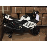 Juguete Moto Eléctrico Bateria Recargable Niño 2 A 5 Años