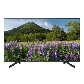 Smart Tv Led 49 Sony, 4k, 4 Hdmi, 3 Usb, Wi-fi Integrado