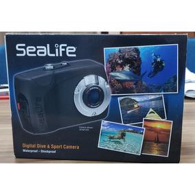 Camera Sealife Mergulho
