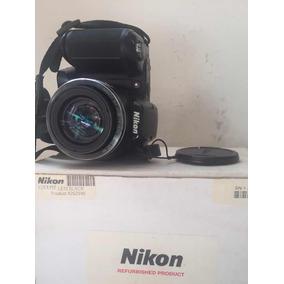 Cámara Semiprofessional Nikon Coolpix L810