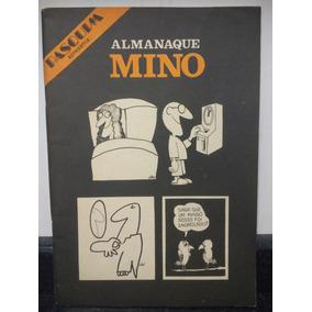 Almanaque Mino - Pasquim Cartuns E Charges Codecri 1978 Rjhm