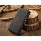 Capa Case Flip Carteira Couro Galaxy S7 Flat Couro