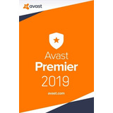 Avast Anti Virus - Premier + Cleanup 2019 10 Pc