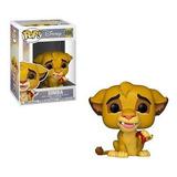 Funko Pop! Disney The Lion King - Simba - Funko Pop