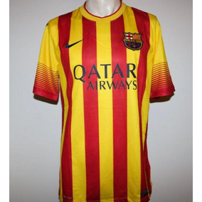 Camiseta Barcelona Suplente - Camiseta del Barcelona para Adultos en ... 9ce928cf234