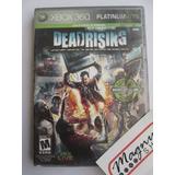 Deadrising Para Xbox 360 Completo Buen Estado
