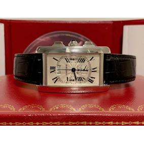 65c6631800a Pulseira Para Relógio Cartier Tank Americano - Relógios De Pulso no ...