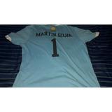 Camisa Do Martin Silva Azul - Futebol no Mercado Livre Brasil 62ba52044abbd
