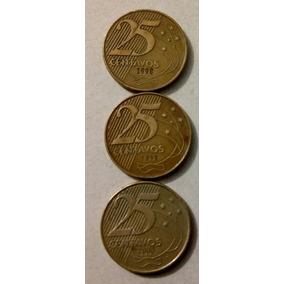 Moeda De 25 Centavos