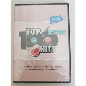 Dvd Top Love Hits Volume 2 Disco 2 Original Lacrado