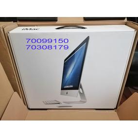 Imac 21.5 Slim 2012 Core I5 8gb Ram 1tb Dd Poco Uso