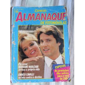 Almanaque De Fotonovelas Capricho N° 581