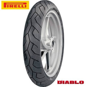 Pneu Dianteiro Pirelli Diablo 120/70 Zr17 Hornet/r1/fazer600