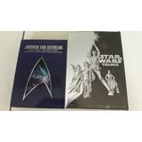 Coleção Star Wars Trilogia. Original De Colecionadora