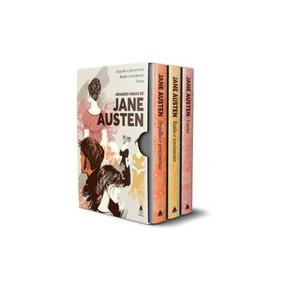 Box - Grandes Obras De Jane Austen - 3 Volumes