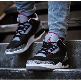 0bbd4dad233 Zapatillas Importadas  Nike Jordan Retro 3  Para Hombre