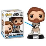 Funko Pop Obi Wan Kenobi Star Wars 270 - Minijuegos