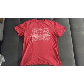 Camisa Siberian De Algodão - Emblema Usa f84c5e88fee4a