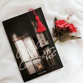 Livro Agatha Christie Cai O Pano