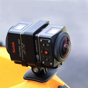 Camera 360 Graus Kodak Pixpro Sp360 4k Realidade Virtual