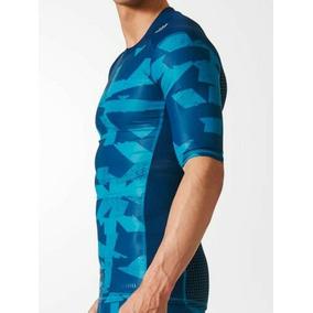 C Compressão Camiseta Adidas Techfit Entry M - Calçados 54141fa05c78f