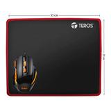 Mouse+pad Teros Te-906