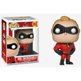 Funko Pop Mr. Incredible 363 - Minijuegosnet