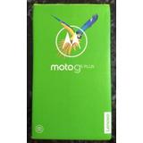 Smartphone Moto G 5 S Plus 32 Gb C/tv