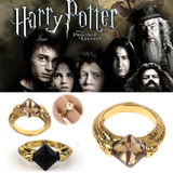 Harry Potter Anillo Reliquias De La Muerte Horcrux