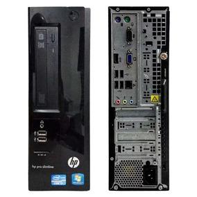 Pc Cpu Desktoslim Ddr3 Core I3 4gb 160gb Dvd Rw Hdmi Wifi