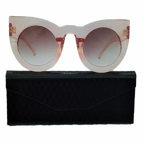 Oculos De Sol Feminino Lente Rosa - Óculos no Mercado Livre Brasil 953380fcf5