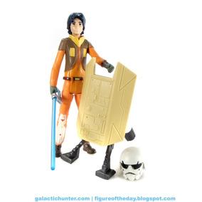 Star Wars Ezra Bridger - Hasbro