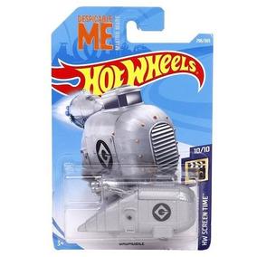 Gru Minions Grum Mobile Hot Wheels