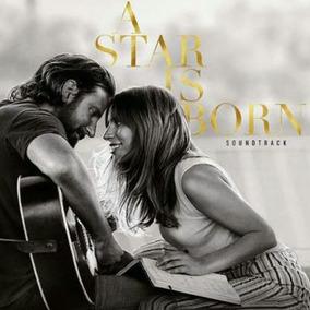 A Star Is Born - Cd - Nasce Uma Estrela Cd - Lady Gaga Cd
